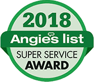 Angie's List Top Rated 2018